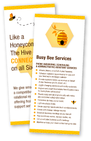 The Hive Solution brochure – thumbnail image